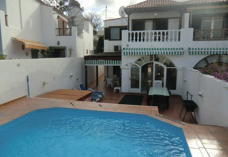 Villa Los Angeles, 5 / 6 Bed U2013 Private Heated Pool U2013 Las Americas